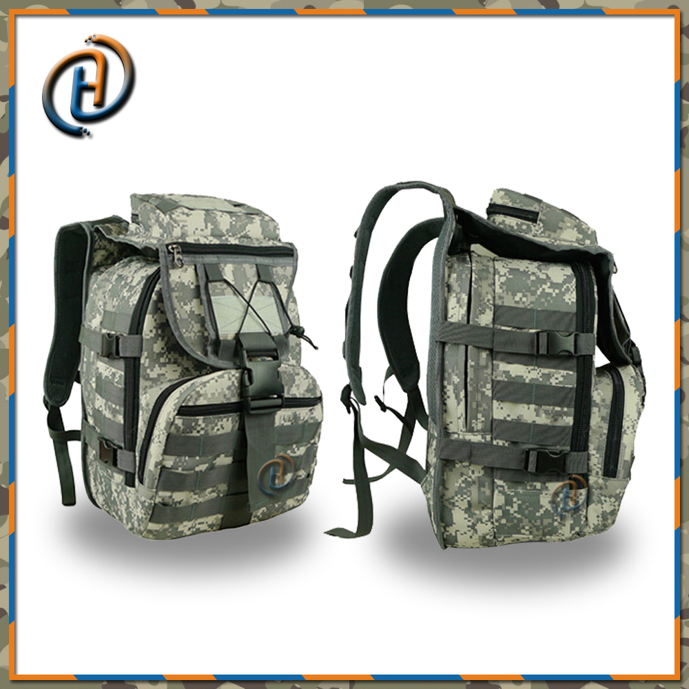 Factory price outdoor military tactical backpack Molle multi-functional bag