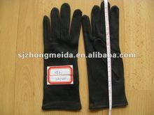 black parade cotton gloves