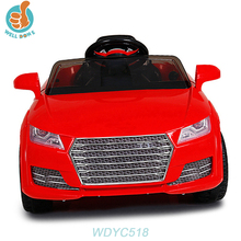 WDYC518 New Licensed Children Electric Toy Kids Ride on Car for Toy Car dc Motors Specifications