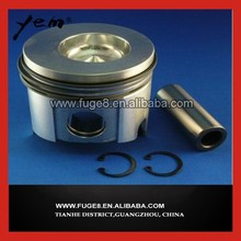 3/4TNC88 88mm piston kit with 3/4 cylinders OEM NO.129001-22081 comp 47.7 pin26*70 used for YANMA ENGINE