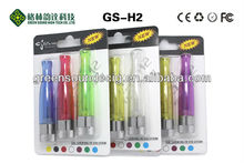 New Generation Vaporizer pen oil gs-h2 clearomizer vaporizer smoking device