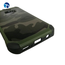 Factory Price Camouflage TPU Cell Phone Case for Samsung Galaxy S9