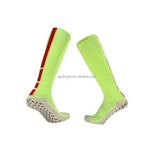 Wholesale Cheap Striped Socks,Top Quality Guangzhou Adult Football Sock