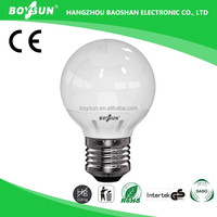 High CRI E27 3W 4W led light bulb parts