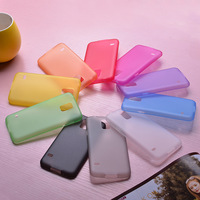 0.3mm ultra thin PP soft matt phone case for samsung galaxy s5 back cover case