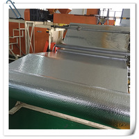 Bubble Insulation Aluminum Foil Heat Shield Aluminum Foil Heat Resistant Roofing Sheets
