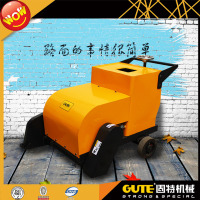 reinforced high performance good quality concrete cutter machine