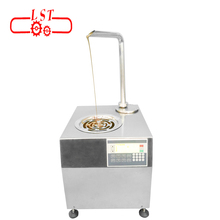 Multiple Control Liquid Chocolate Dispenser Customized Voltage With Two Motors hot chocolate machine