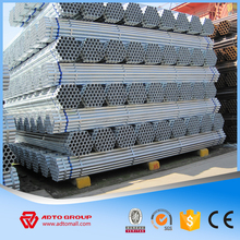 ASTM A53 GR B 6 Inch Schedule 20 ERW Weld Galvanized Carbon Steel Pipe