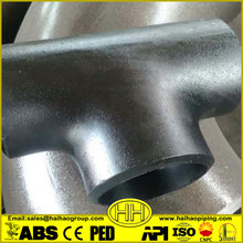 SCH40 A234 WPB BW Equal/Reducing Tee | 90D Elbow | Concentric Reducer