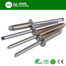 A2 A4 SS304 SS316 Stainless Steel Round Head Dome Head Flat Head Closed End Type Blind Rivet