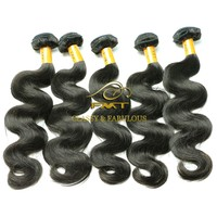 wholesale virgin Brazilian human hair extensions pearl hair weave per kilo body wave Italian mink hair