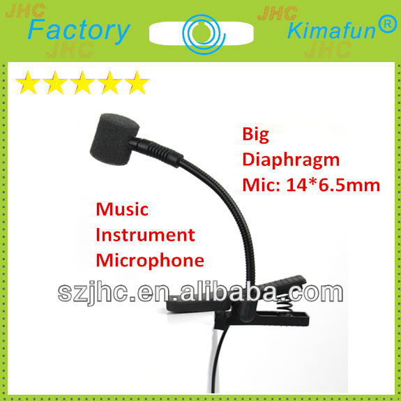 Big Size Diaphragm Unidirectional Microphone for Saxophone Accordion CX-308