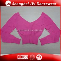 High Quality Dance Warm-up Tops