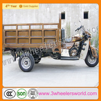 China manufacturer 150cc /200cc cargo three wheel motorcycle/zongshen tricycle for sale
