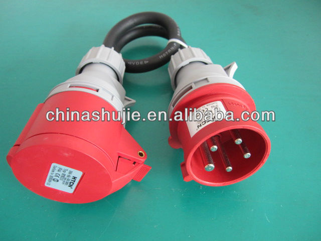 2013 zhejiang cixi new dc female cable with extension cord