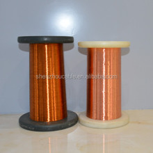 AWG 0.8 mm High Temperature Round Polyimide Enamel Copper Wire for Winding