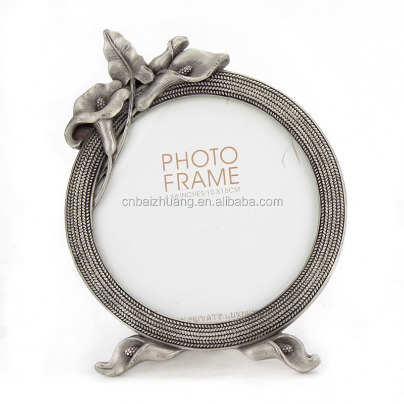 metal chinese wedding dayly photo frame