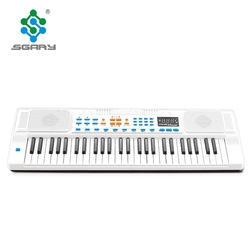 Multi-functional Electronic Digital Music Instrument 54 Key Organ Keyboard For Children