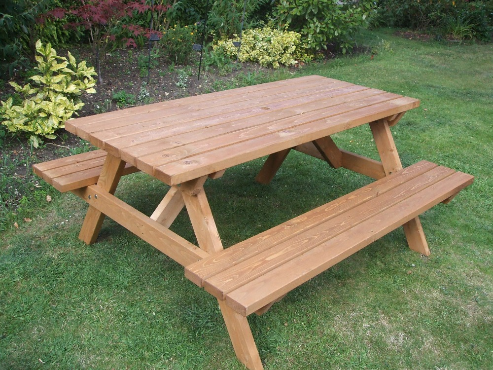 100 Wooden Garden Benches With Table Bench Fascinate