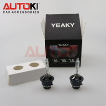 High quality YEAKY 3 years warranty hid xenon bulb D2S D2H D1S D3S D4S 3000K 4500K 5500K 6500K