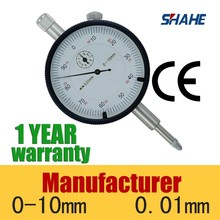function of dial indicator dial gauge indicator 10mm 5301-10