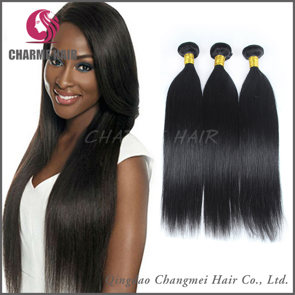 Top Quality Wholesale Natural Straight Brazilian Hair cheap human hair weaving virgin hair bundles