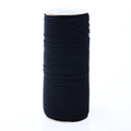 4mm 4 cords Latex Flat Braided Elastic Band Manufacturer