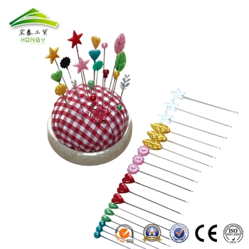 Amazing Design Plastic Dressmaker Sewing Pearlized Head Pin