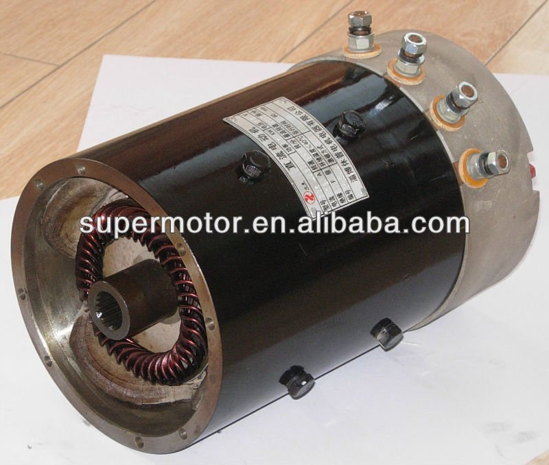 golf carts electric car hub motor- High Quality Electric Car Wheel Motor