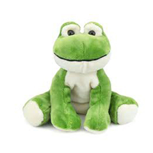 Plush Cartoon Frog / Green Frog Plush Toy / Plush Stuffed Frog Toy