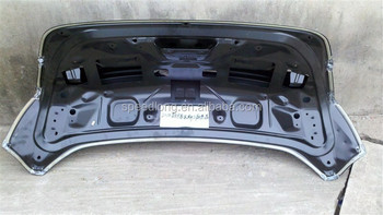 BOOT COVER FOR FORD FOCUS 2012