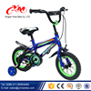 OEM service custom 14 inch children bicycle / Boy BMX Children Bike with four tyre / hot wheels racing kids Mountain Bicycles