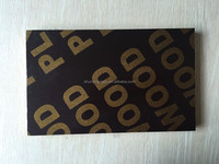 4x8 ft shuttering brown 18mm commercial plywood sheet with printing