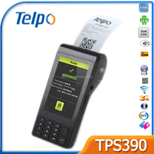 pos terminal with printer/ pos terminal for lottery/airtime/topup/recharge/bill payment