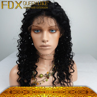 Long Inch Virgin Hair Perruque Lace Wigs