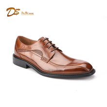 hand made classic gentleman dress shoes comfortable calf dress shoes