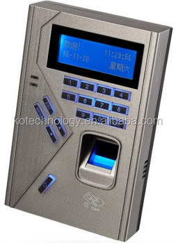 KO-FS18 High Performance RFID CARD READER FINGERPRINT ACCESS CONTROLLER