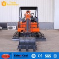 High efficiency crawler type excavator for sale