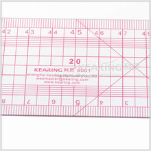 sandwich garment ruler,handicraft patchwork ruler(5*50CM),fabric design ruler#8001