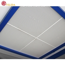 hot selling beautiful decorative ceiling tile perforated sheet metal