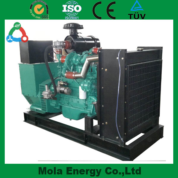 80kw Mobile Powerful Used Steam Turbine Generator For Sale