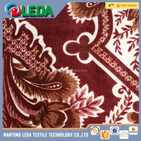 Professional design turkish material Mid East fabrics textile