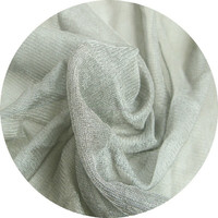 Sell Silver Coated Conductive Fabric Silver Fabric