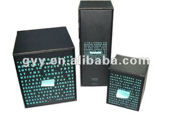 Different size drawer box for gift/jewelry/cosmetic packaging
