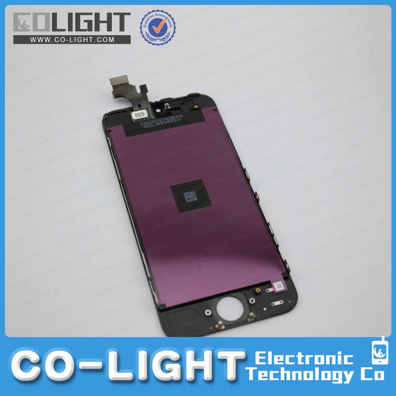 Big discount mobile phone replacement for iphone 5 lcd touch screen display