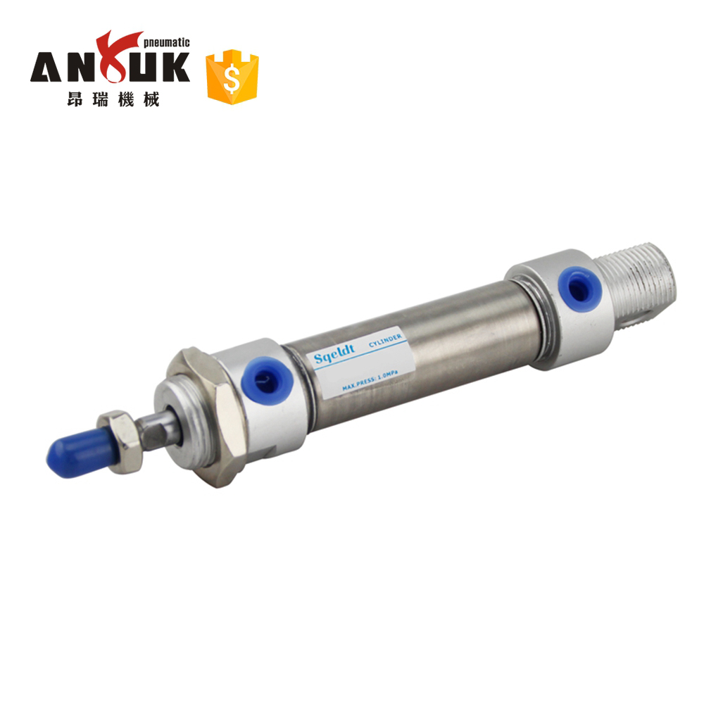 New design air pneumatic MA16*150 stainless steel mini <strong>cylinder</strong>