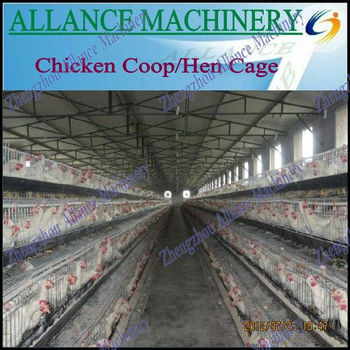 42 Stainless Steel Wire Chicken Layer Cages