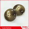 Popular high quality faux horn buttons imitation horn buttons poly horn buttons manufacturer