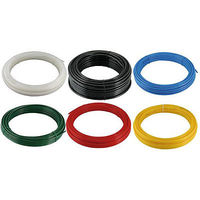 with 10 years experience food grade 10mm*6.5mm colorful pe water hose for water purifier